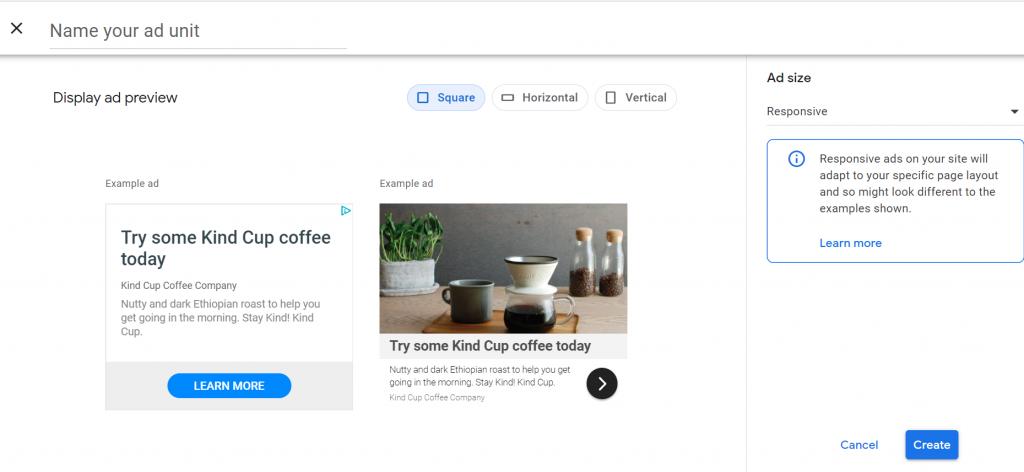 Earn with Google AdSense Ads